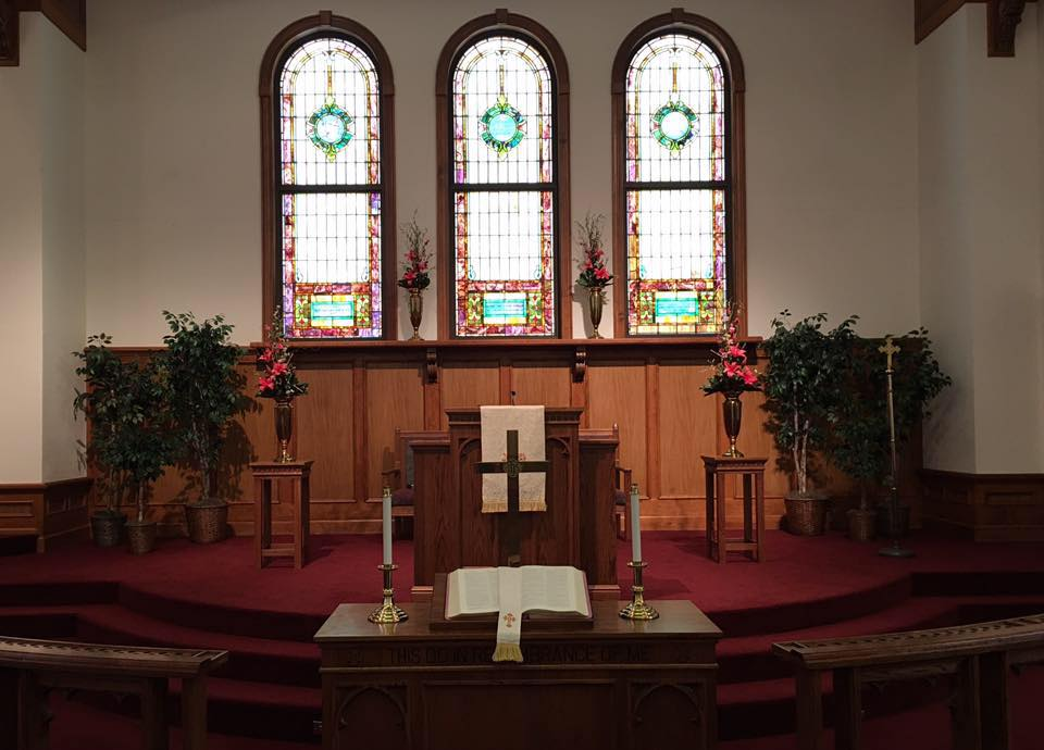 Worship at FUMC Henrietta